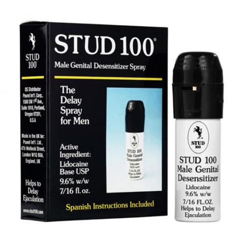 STUD 100® Chính Hãng (US Packaging), Chai Xịt Kéo Dài Thời Gian Quan Hệ