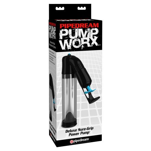 Máy Tập Dương Vật Pump Worx Deluxe Sure-Grip Pump