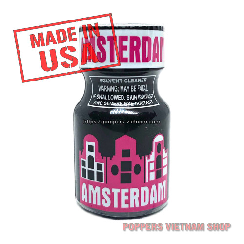 Amsterdam Poppers 10ml