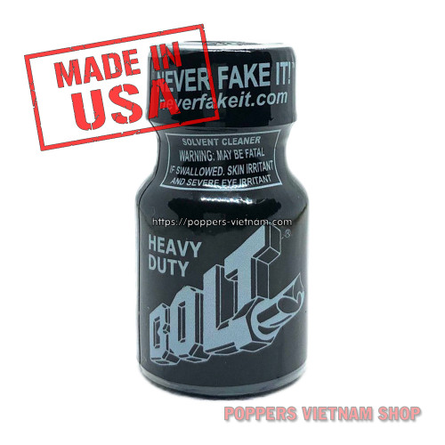 Bolt by PWD Poppers 10ml