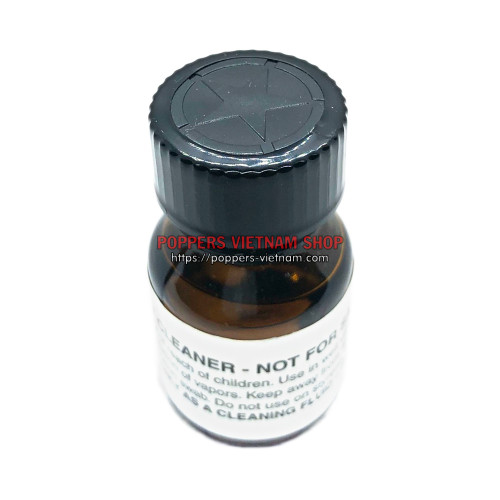 English White Poppers 10ml