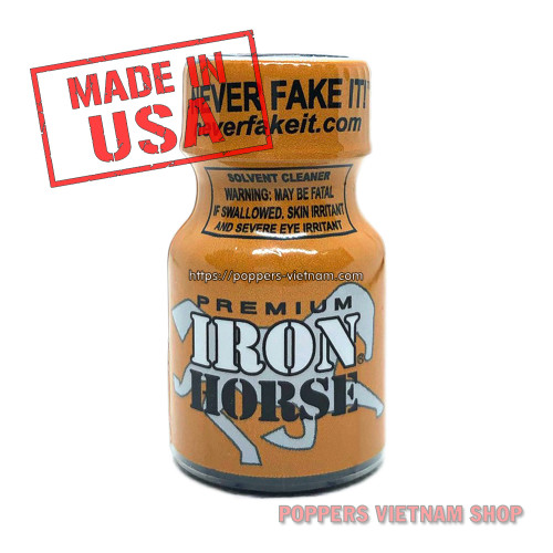 Iron Horse Poppers 10ml by PWD