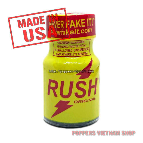 Rush Poppers 10ml by PWD