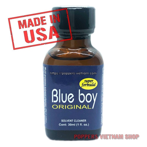Blue Boy Poppers 30ml