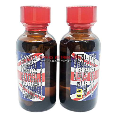 English Royale Poppers 30ml
