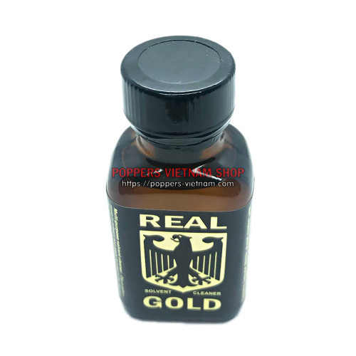 Real Gold Poppers 30ml